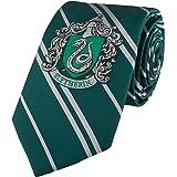 Cinereplicas Harry Potter - Corbata Tejida Kid Slytherin - Authentic Official