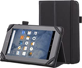 "AmazonBasics Kindle Fire Standing Case,7"" (2015 Model), Black"