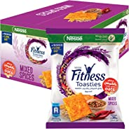 Nestle Fitness Toasties Mixed Spices 36g Bag (12 Bags)