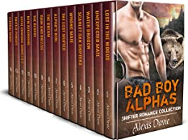 Bad Boy Alphas: Shifter Romance Collection (English Edition)
