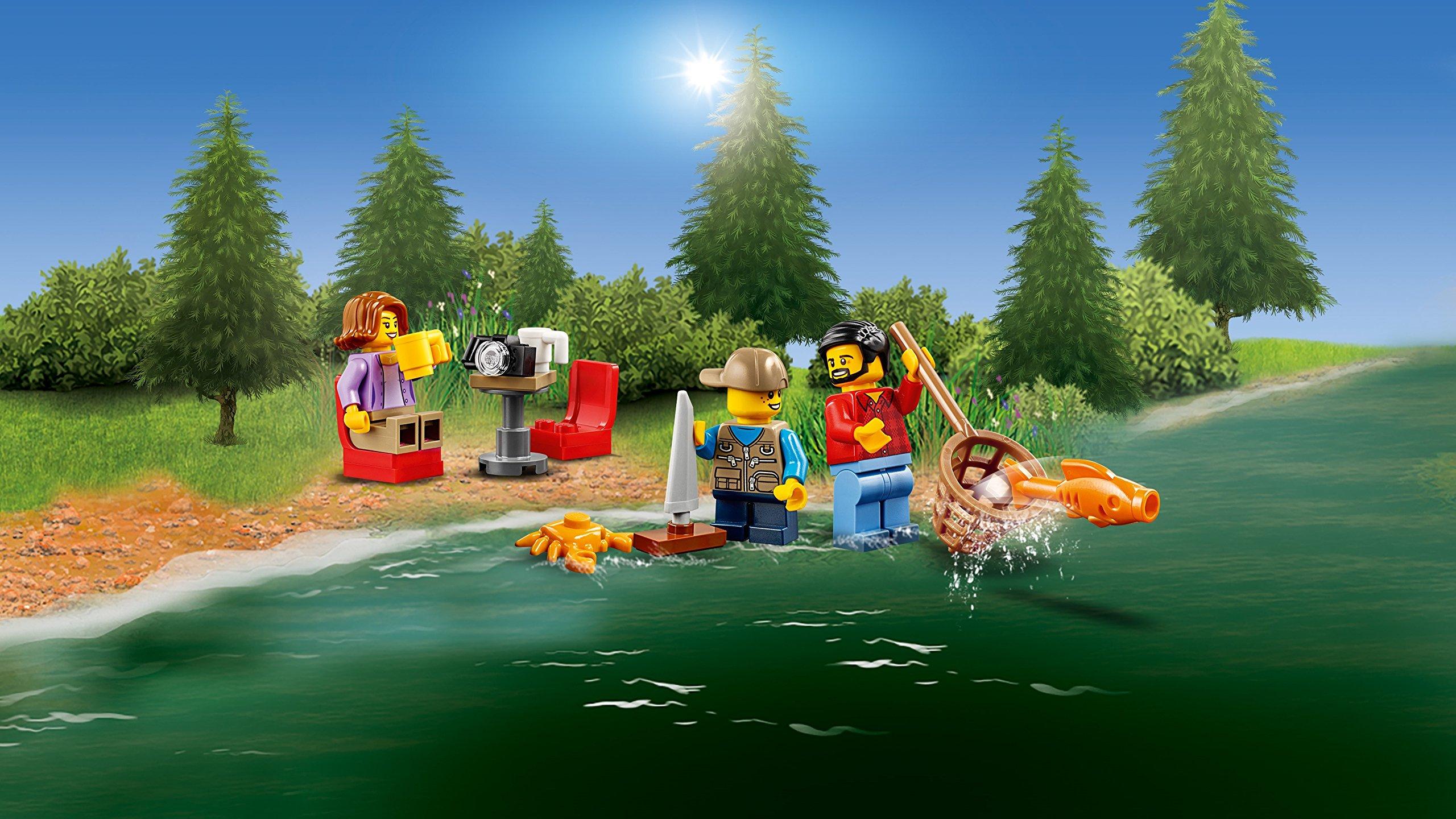 LEGO- City Pickup e Caravan, Multicolore, 60182 5 spesavip