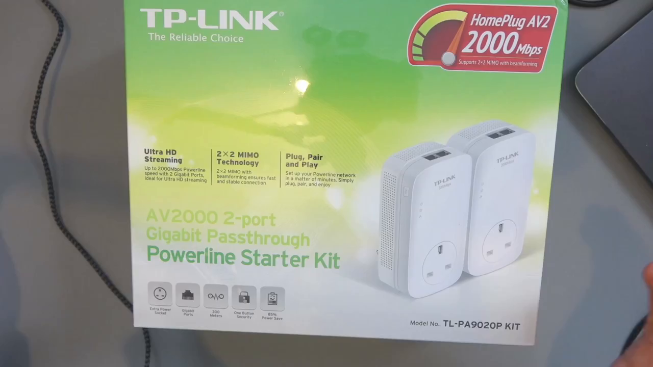 Tp Link Tl Pa4010kit Nano Powerline Adapter Starter Kit No Wiring A House For Ethernet Uk Configuration Required Plug Computers Accessories