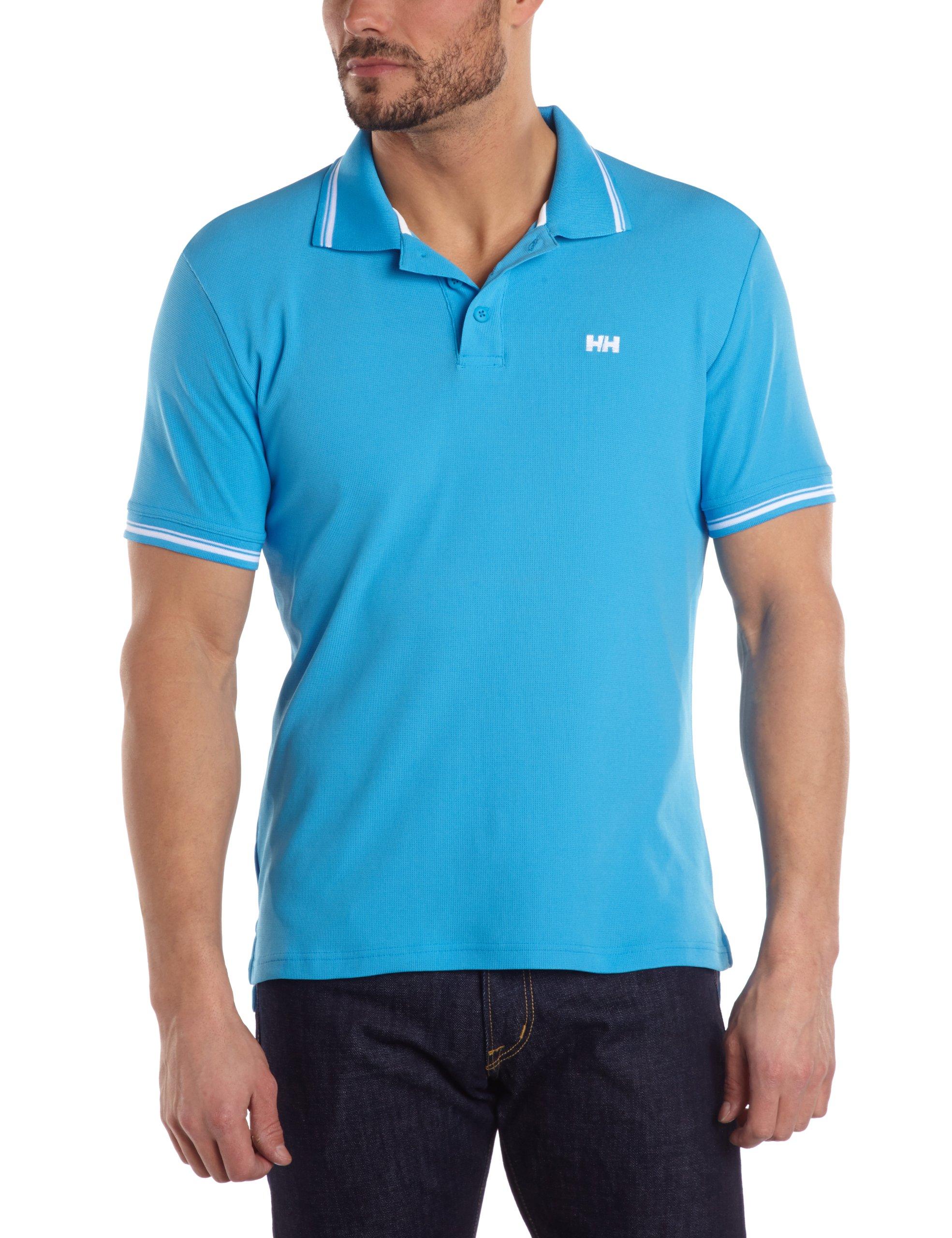 91qi%2BfUELBL - Helly Hansen Quick Dry Kos Men's Outdoor Short Sleeve T-Shirt