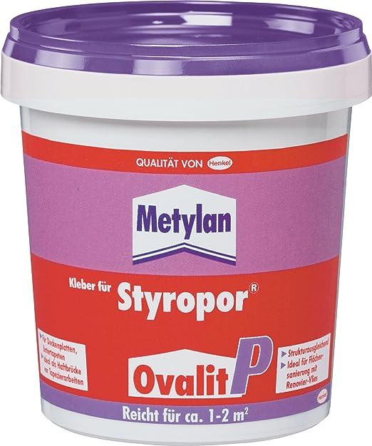 Metylan 44500 Ovalit P Styropor-Kleber 925 g: Amazon.de: Baumarkt