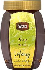 Safa Raw Wild Honey, 500G (WL500)