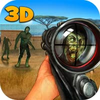 Zombie Hunting Simulator: Big Safari