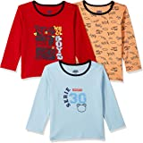 Amazon Brand - Jam & Honey Baby Regular Fit T-Shirt