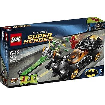 LEGO 76012 -  Super Heroes Batman: L'Inseguimento Dell'Enigmista
