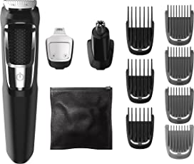 Philips Norelco Multigroom Series 3000 13 Attachments Shaving Set Mg3750
