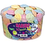 Haribo DJ Brause, Bears, Winegums, Fruit Gums with Cola-Flavour, Sweets, Bonbons, 1200 g Box
