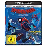 Spider-Man: A new Universe (+ Blu-ray) [4K Blu-ray]