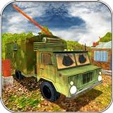 Simulateur de camion tout terrain militaire militaire