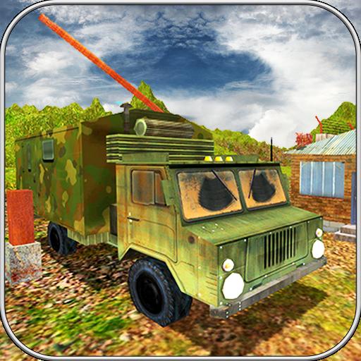 Armee-Militär-Offroad-LKW-Simulator