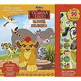 La Guardia del León. El poder del rugido: Mi primer libro de cuentos, actividades y pegatinas (Disney. La guardia del león)