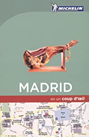 Madrid en un coup d'oeil Michelin