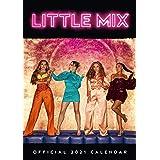 Little Mix 2021 Calendar - Official A3 Wall Format Calendar