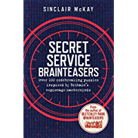 Secret Service Brainteasers: Do you have what it takes to be a spy? (English Edition)