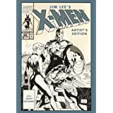 JIM LEES X-MEN ARTIST ED HC