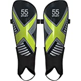 55 Sport X-Force Club Football Shin Guards