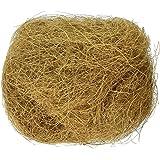 PetNest Premium Sterilized Natural Coconut Fiber for Bird & Small Animal Nesting