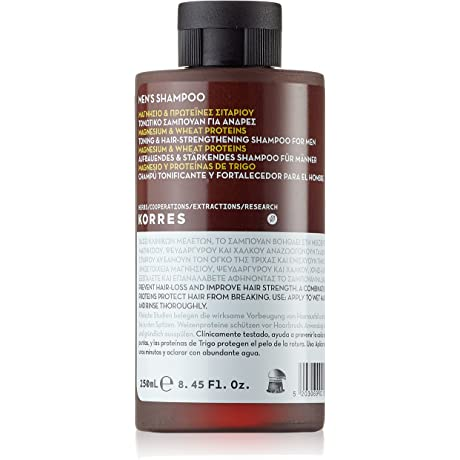 KORRES Magnesium & Wheat Proteins Shampoo