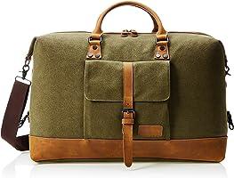AmazonBasics Canvas Duffel Bag