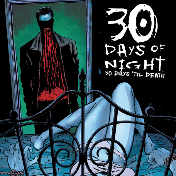 30 Days of Night: 30 Days 'til Death (Issues) (4 Book Series)