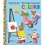 Richard Scarry's Colors (Little Golden Book)