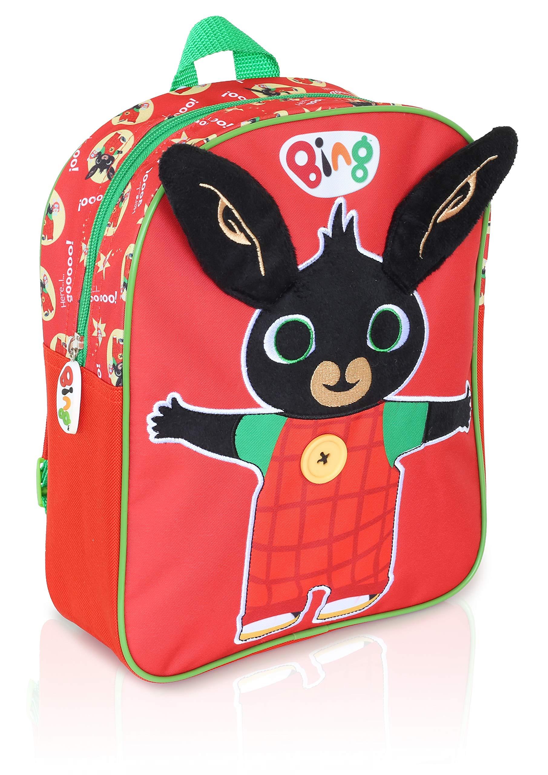 sito affidabile 47d49 ffeb2 Zaino Scuola Elementare Bing Bunny   Zainetto Bing Bambino Ufficiale    Zainetti Per Bambini Materna, Asilo, Elementari, Nido, Borsa Weekend, Borsa  Da ...