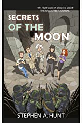 Secrets of the Moon: an addictive spy thriller you'll be unable to put down: (The Agatha Witchley Mysteries) (In The Company of Ghosts Book 4) Kindle Edition