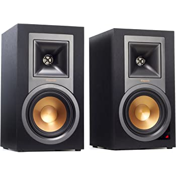 Klipsch R 15PM Powered Bookshelf Monitor Speakers