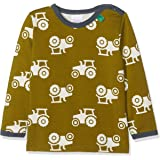 Fred's World by Green Cotton Tractor T Baby Camiseta para Bebés