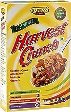 Express Foods Harvest Crunch Breakfast Cereals, No Added Sugar, 400g