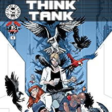 Think Tank: Animal (Issues) (4 Book Series)