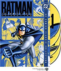 Batman: The Complete Animated Series Vol. 2 (4-Disc Box Set) (Fully Packaged Import)
