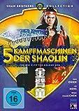 Die 5 Kampfmaschinen der Shaolin - The Kid With The Golden Arm