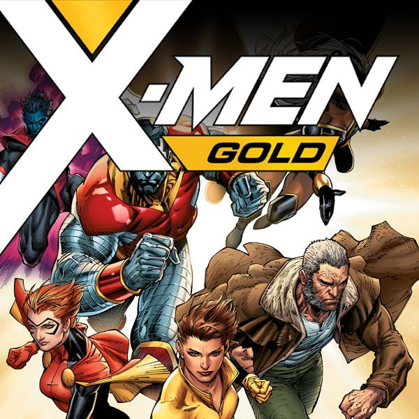 X-Men Gold (2017-2018) (Collections) (7 Book Series)