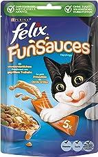 Felix Snacks FUNSAUCES, 10er Pack (10 x 5 x 15 g)