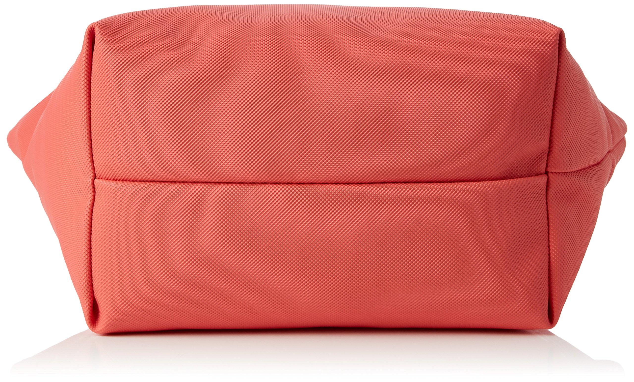 Lacoste NF0946PO, Bolso de hombro para Mujer, 19x11x1 cm (B x H x T)