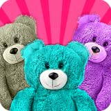 Teddy Bear Dress Up and Makeover and Showdown with Friends