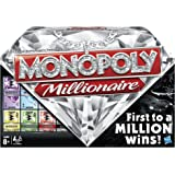 Monopoly Millionaire - The Fast Dealing Property Trading Board Game
