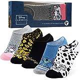 Disney Invisible Socks, No Show Socks 5 Pairs, Trainer Socks, Disney Gifts