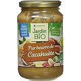 Jardin BiO étic Pur Beurre de Cacahuète 350g