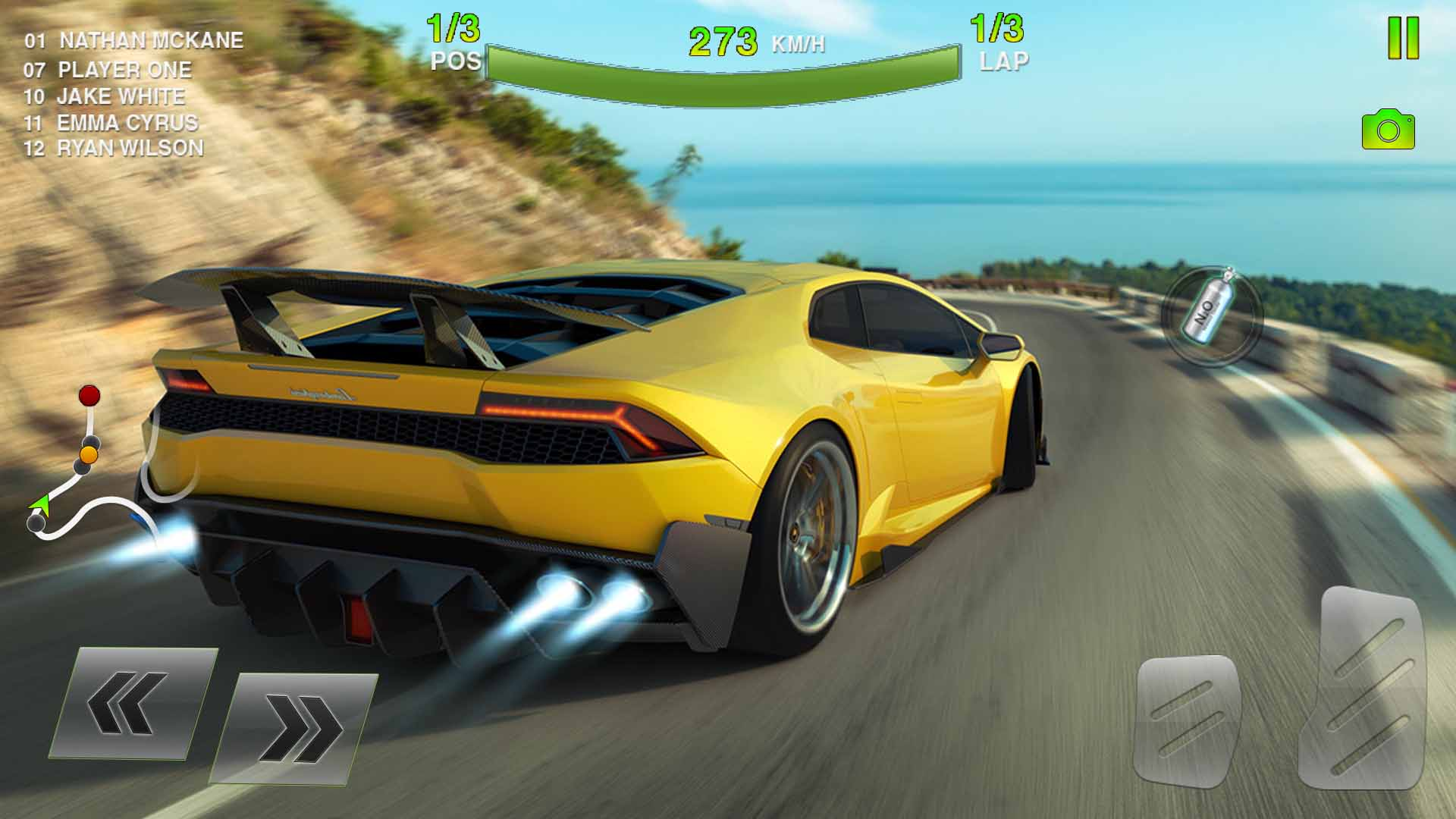 Car Driving Games >> Auto Racing Tracks Drift Car Driving Games Amazon In