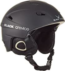 Black Crevice Skihelm Kitzbühel