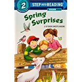 Spring Surprises (Step into Reading): Step Into Reading 2