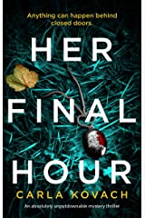 Her Final Hour: An absolutely unputdownable mystery thriller (Detective Gina Harte Book 2) Kindle Edition