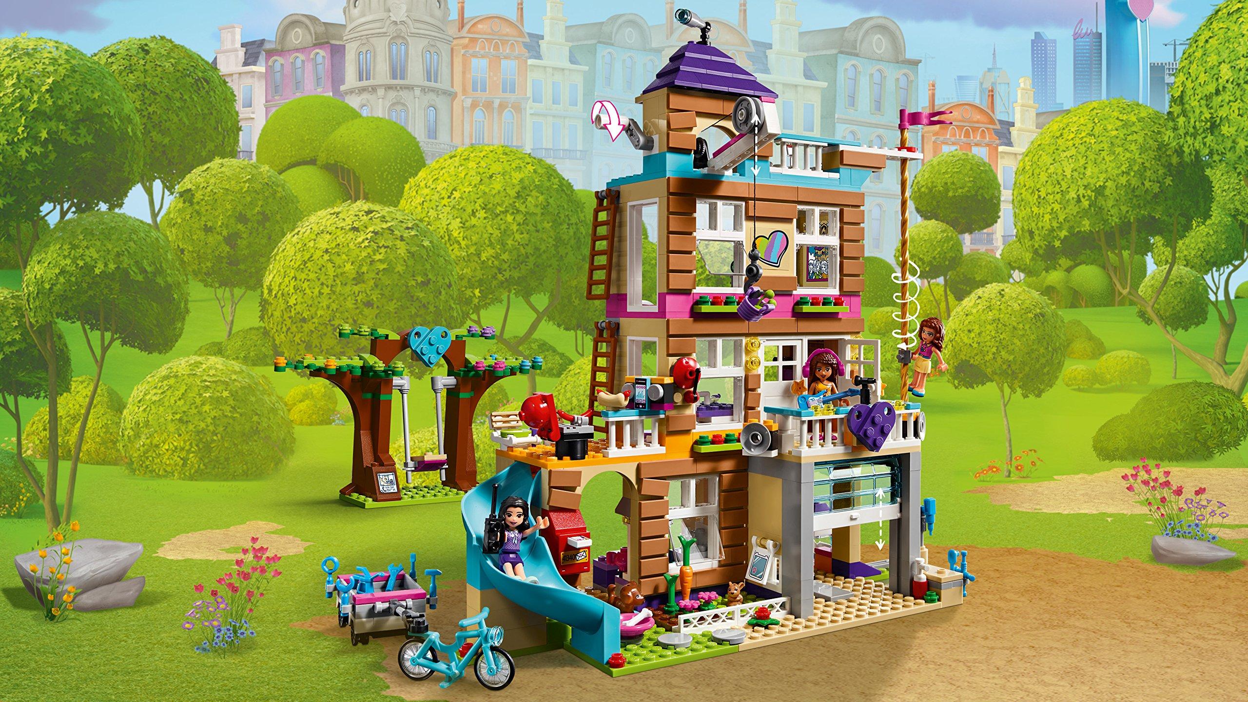 LEGO-Friends La Casa dell'Amicizia, Multicolore, 41340 3 spesavip
