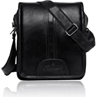 Bagneeds Casual Crossbody Synthetic Leather Men Sling Bag