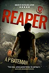 Reaper (Alex King Book 5) Kindle Edition
